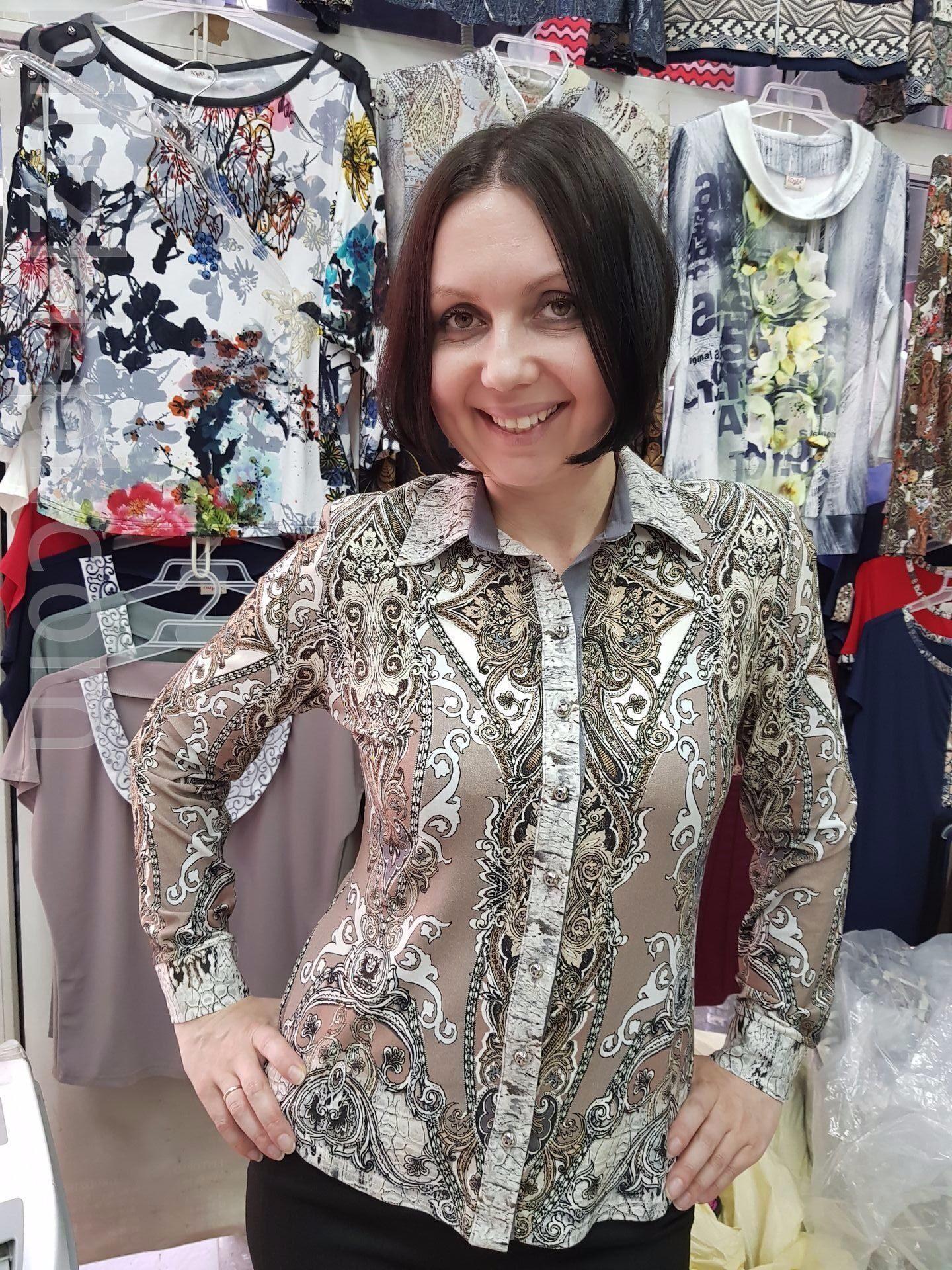 Польские Блузки Оптом