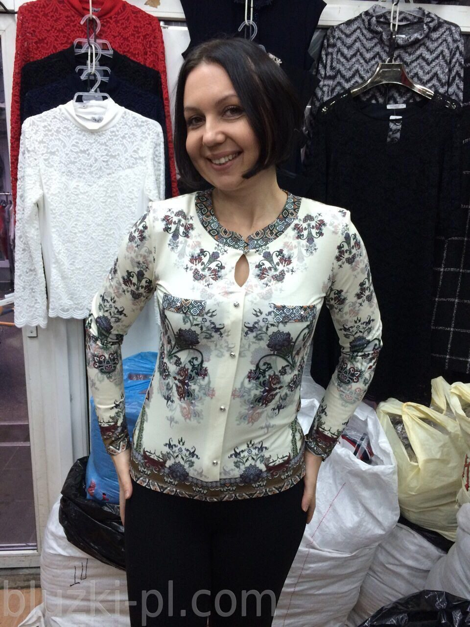 Блузки Корка Купить В Розницу